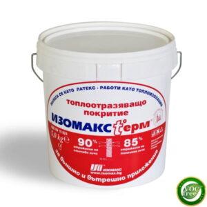 ИзомаксТЕРМ термо боя против мухъл
